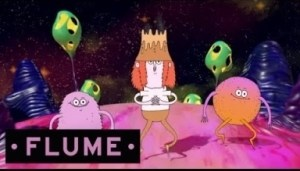 Video: Flume - Space Cadet (feat. Ghostface Killah & Autre Ne Veut)